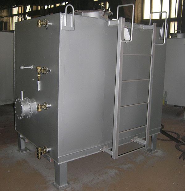 Резервуары стальные цена от 10000000 до 150000000 руб, купить в хабаровске